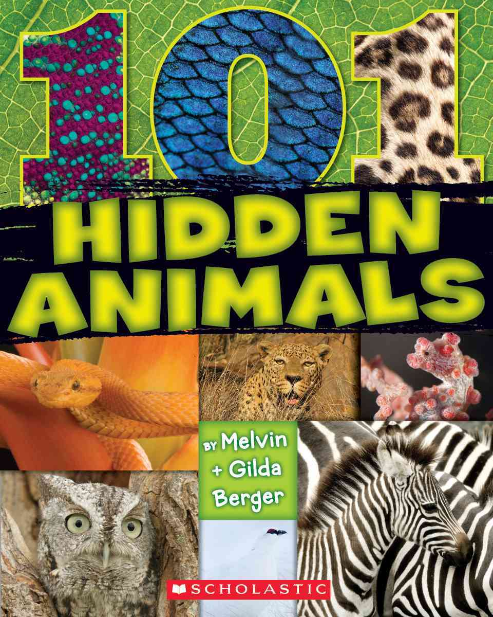 101 Animal Disguises By Berger, Melvin/ Berger, Gilda